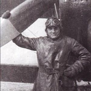 Captain W E Jones